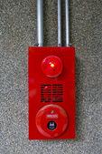 Campanello di allarme incendio — Foto Stock