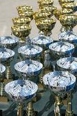 şampiyonluk kupaları — Stok fotoğraf