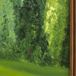 Royalty-Free Stock Photo: Oil painting close up
