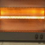 Electric heater — Stock Photo #7437007