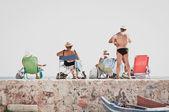 Summer day — Stok fotoğraf