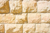 Sandstone bricks — Stock Photo