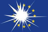 Vlajka — Stock vektor