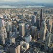 Downtown Seattle - Aerial — Stock Photo #7364023