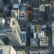Stock Photo: Building Rows in Downtown Seattle - Aerial