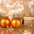 Christmas gifts - Foto de Stock  