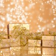 Christmas gifts — Stock Photo #7024066