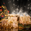 Christmas still ife — Stock Photo #7144663