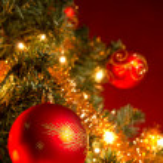 CHristmas tree — Stock Photo #7144734