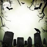 Horror background — Stock Photo