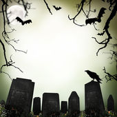 Horror background — Stockfoto