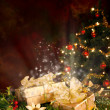 Christmas still ife — Stock Photo #7310069