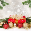 Christmas still life — Stock Photo #7504038