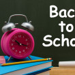 Back to School Time — Stock Photo
