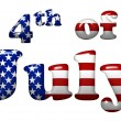 4th of July - Foto de Stock