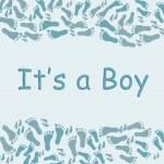 It's a Boy — Stock Photo #7161224