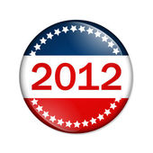 2012 button — Stock Photo