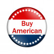 Buy button — Stock Photo