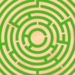 Royalty-Free Stock Photo: Labyrinth