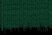 Binary background — Stock Photo