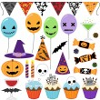 Royalty-Free Stock Vektorgrafik: Halloween Party