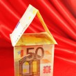 Stock Photo: Euro house