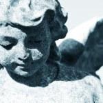 kamenný anděl — Stock fotografie