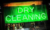Lavaggio a secco — Foto Stock