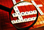 Stress — Foto Stock
