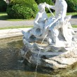 Beautiful old fountain detail — Stock Photo