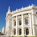 National Theater in Vienna, Austria — Stock Photo #6905839