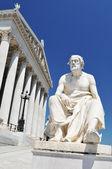 Arquitetura grega — Fotografia Stock
