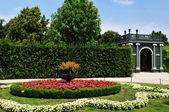 Jardins imperiais, schonbrunn (viena, áustria) — Foto de Stock