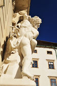 Vienna, Austria - architectural detail — Stock Photo
