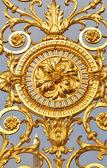 Paříž. architektonický detail — Stock fotografie
