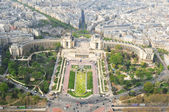 Paris. Aerial view — Stock Photo
