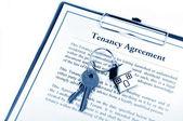 Tenancy agreement — Stok fotoğraf