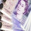 Royalty-Free Stock Photo: British pounds