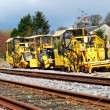 Stock Photo: Railway equipment