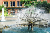 Fontana — Foto Stock