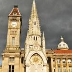 Birmingham architecture — Stock Photo #7811027