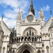 Royalty-Free Stock Photo: The Royal Courts of Justice in London
