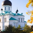 Cathedral of the Archangel Michael, the city of Lomonosov - Stock Photo