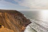 Portuguese Coastline. — Stock Photo