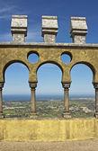 Kemerler pena sarayı — Stok fotoğraf
