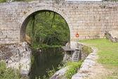 Bridge of Lagarica — Stock Photo