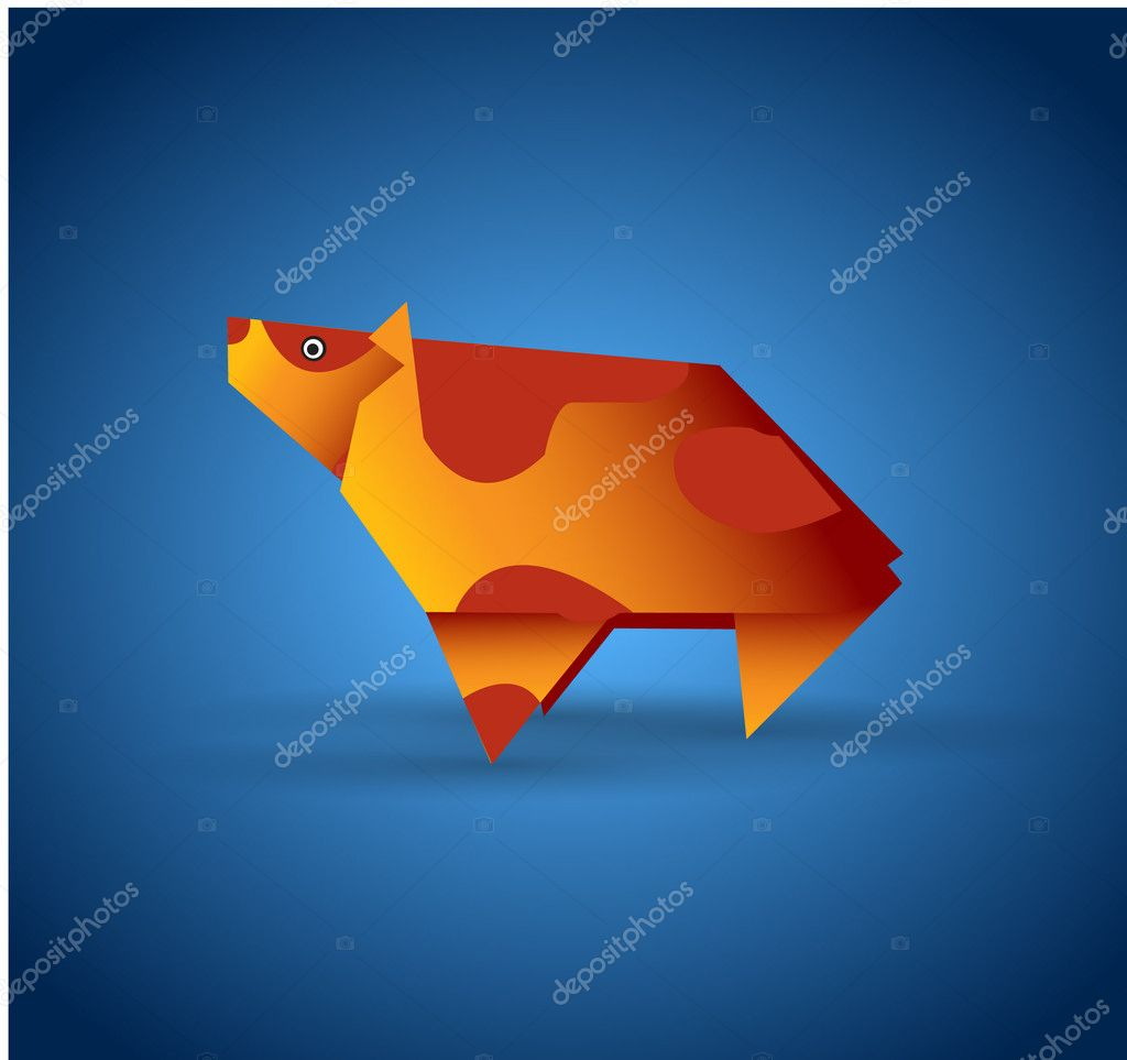 This image is a vector illustration and can be scaled to any size without loss of resolution. — Stock Vector #6789172