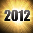 2012 background - Stock Photo