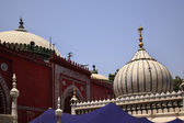 Nizamuddin Complex Mosque Grave New Delhi India — Stock Photo