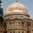 Stock Photo: BarGumbad Tomb Lodi Gardens New Delhi India